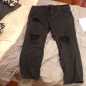 BDG jeans 31W low rise slim fit